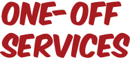 one-off-services